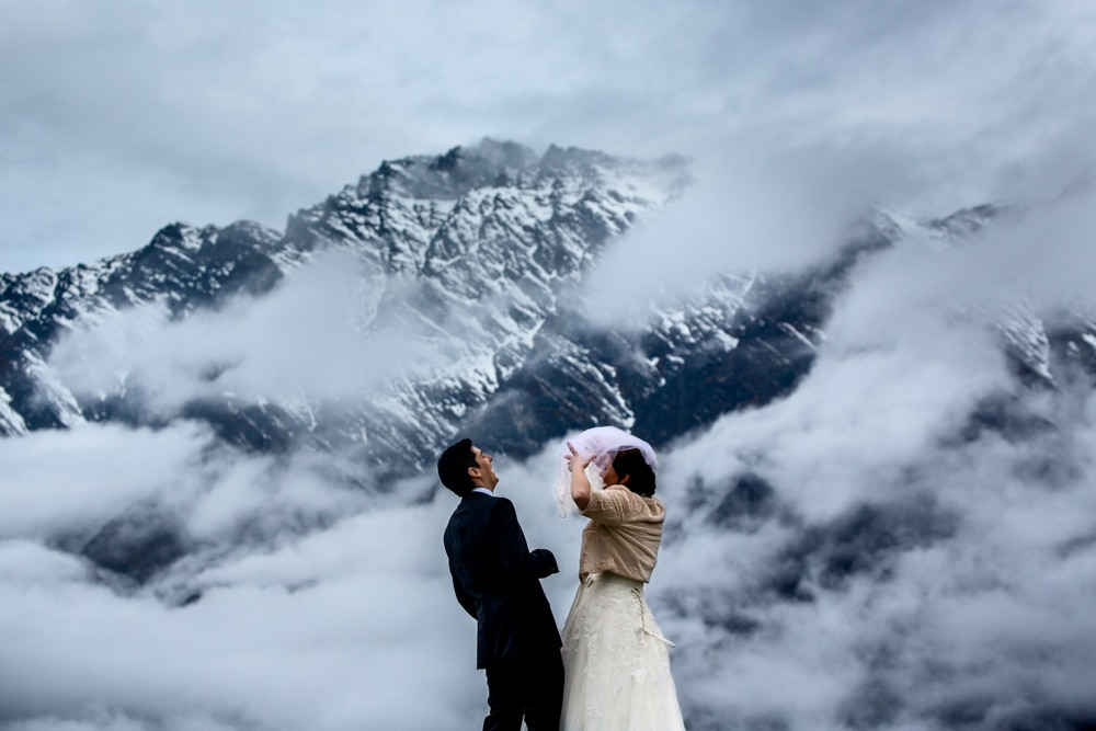 new zealand wedding in the mountains0083