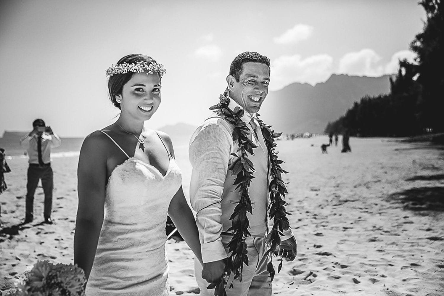 oahu wedding bride