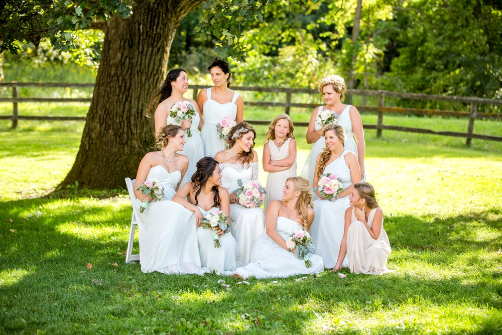 Rochester Bridal Party