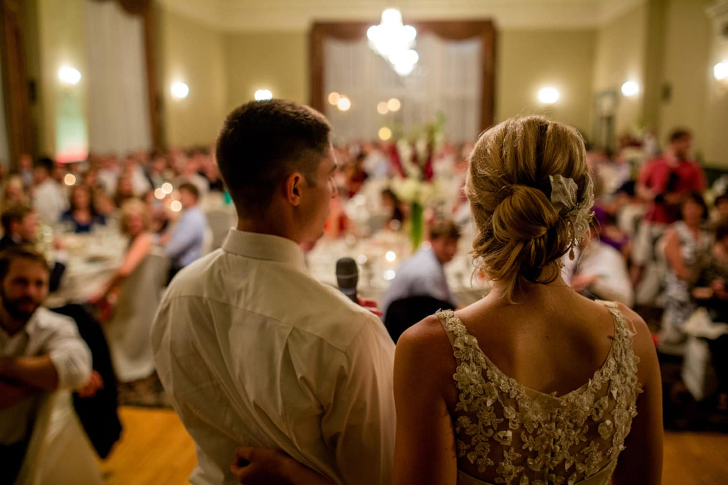 St. Paul Athletic Club Wedding