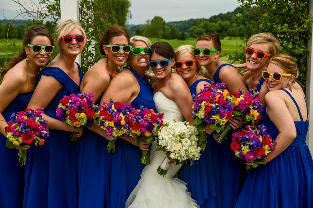 bridesmaids sunglasses