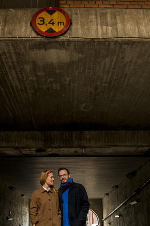 Engagement Photographer Sweden couple