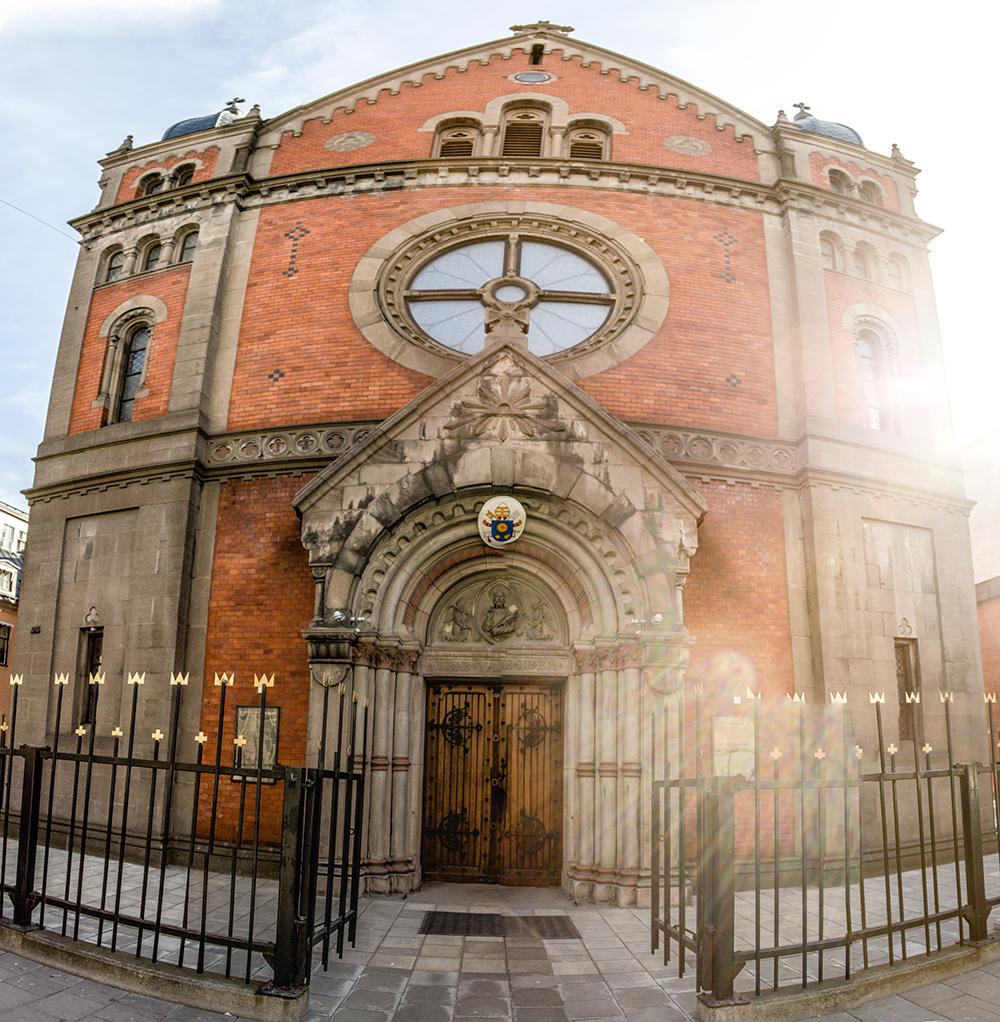Sodermalm church