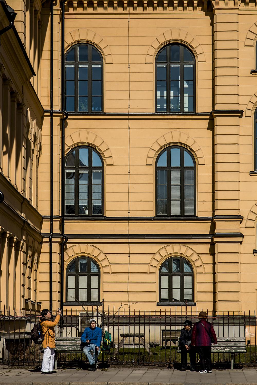 Stockholm Kungsholmen Building 2