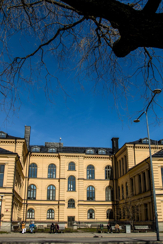 Stockholm Kungsholmen Building