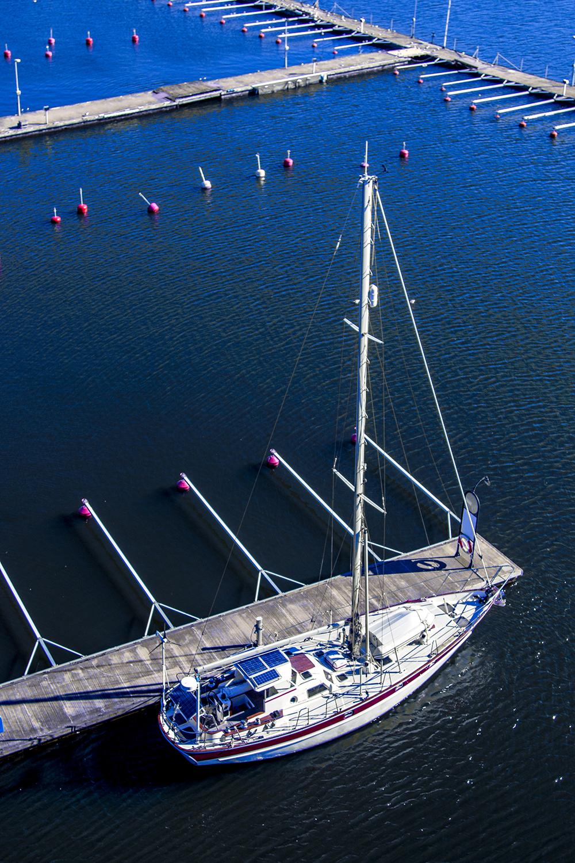 Stockholm Riddarfjarden boat