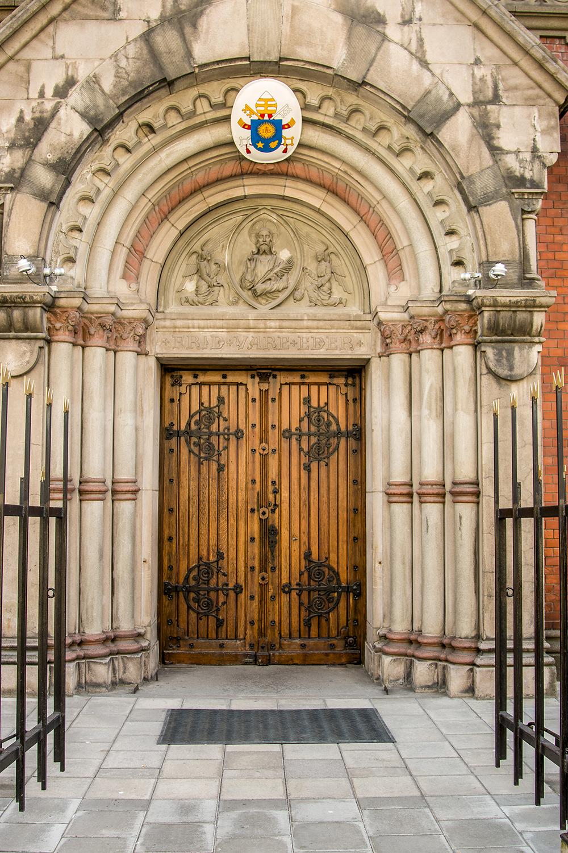 Stockholm Soder Door