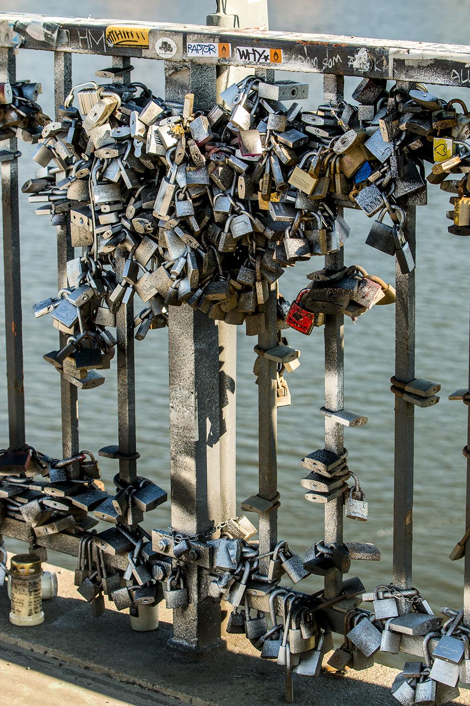 Stockholm The western Bridge keys