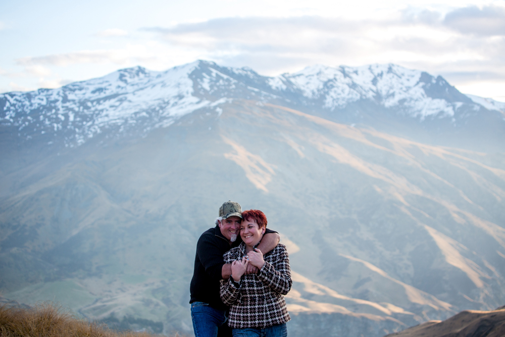 Queenstown couple wedding photos