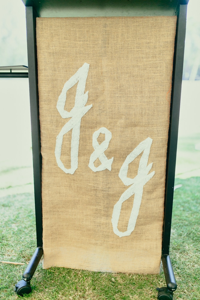 wedding sign Brisbane wedding (13)