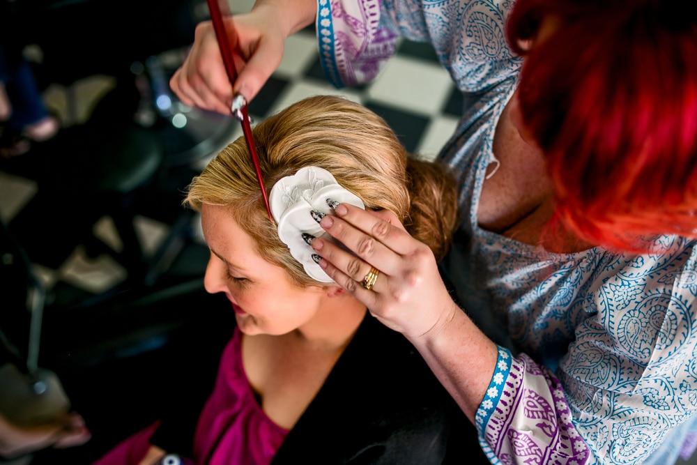 bridesmaids makeup Brisbane wedding (22)