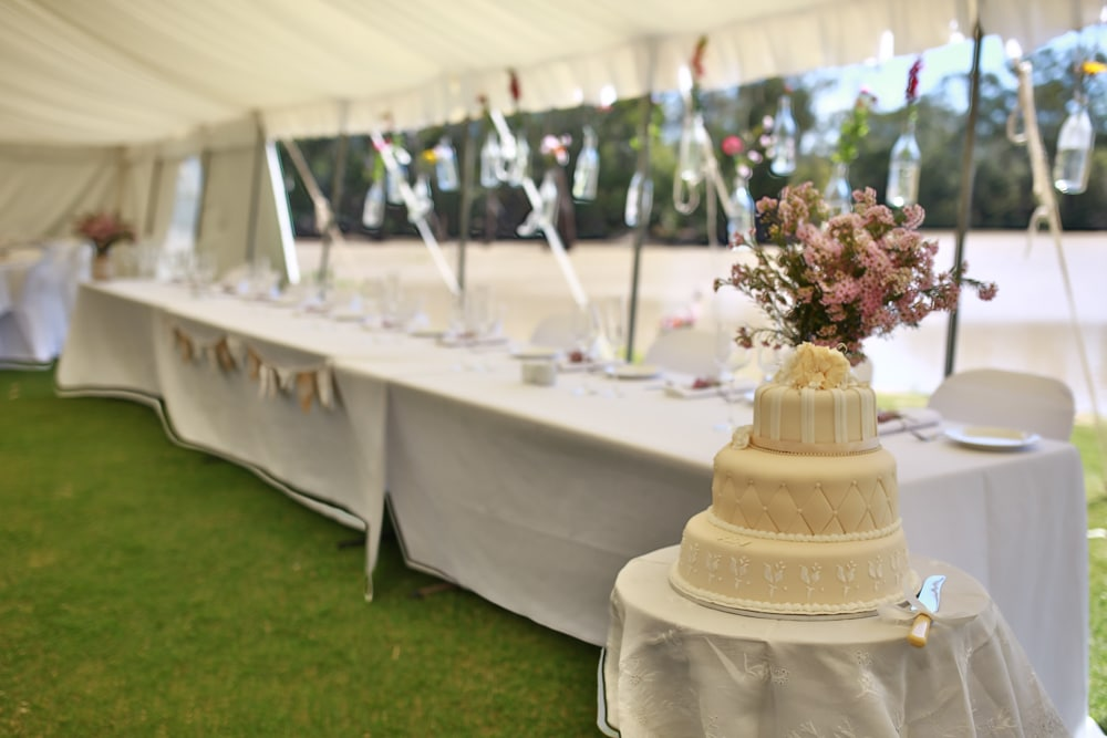 wedding cake Brisbane wedding (41)