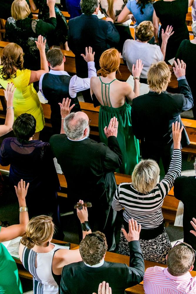 prayer Brisbane wedding (66)