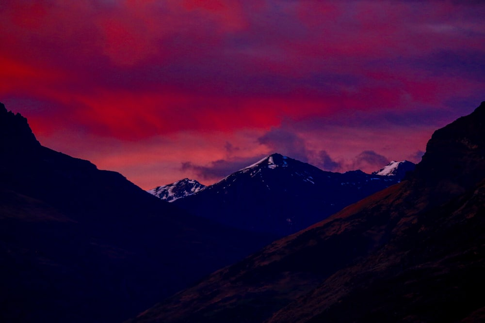 sunrise Queenstown NZ
