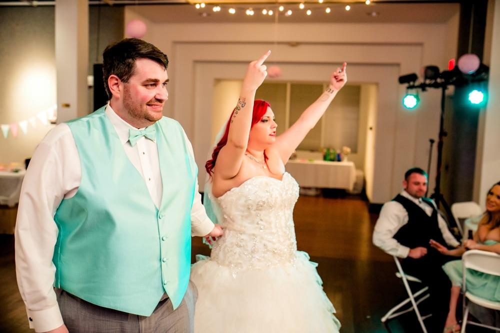 Florida Bride Flips