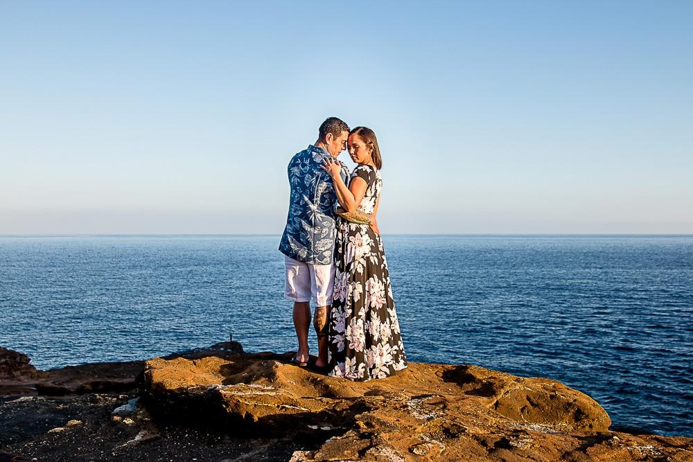 california couple in hawaii