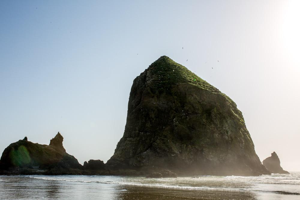 Haystack Rock 2