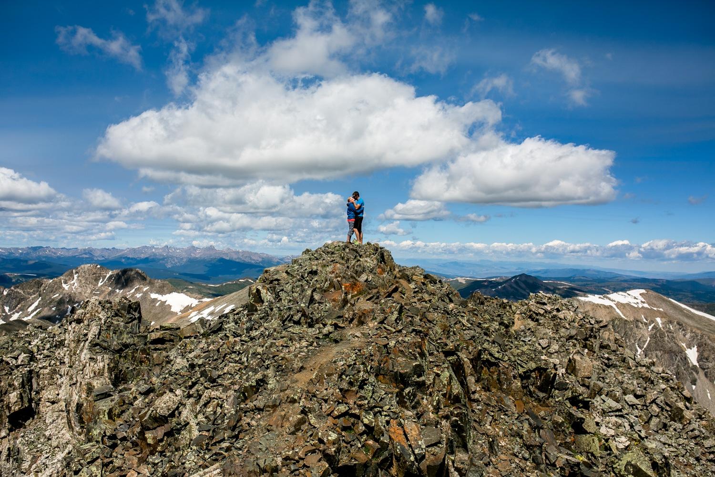 quandary Hike CO0009