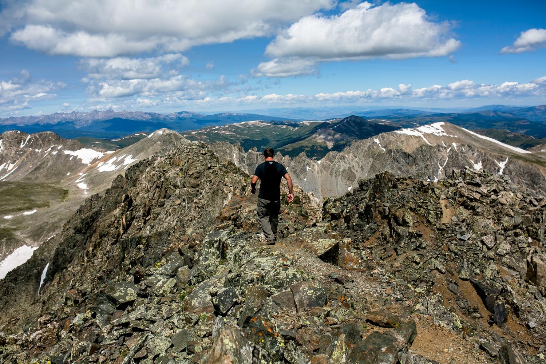 quandary Hike CO0015