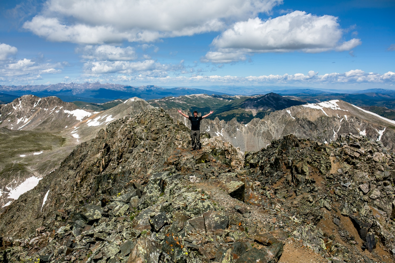 quandary Hike CO0018