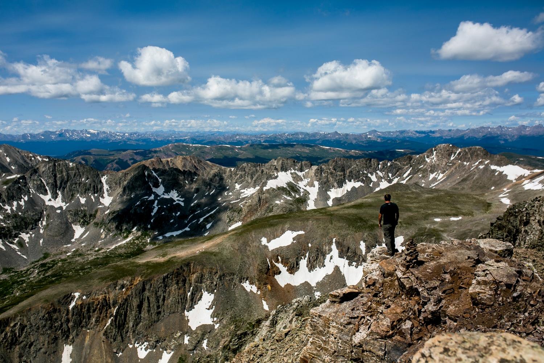 quandary Hike CO0024
