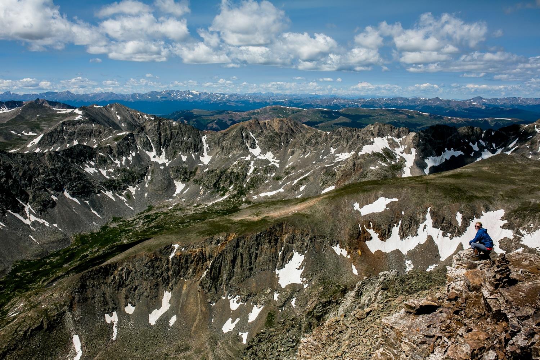 quandary Hike CO0026