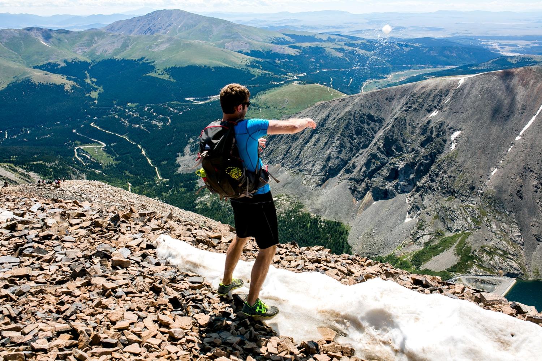 quandary Hike CO0030