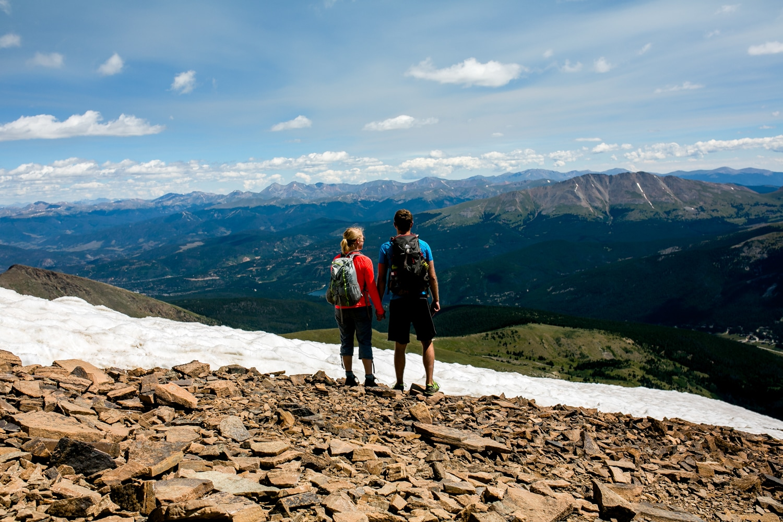 quandary Hike CO0031