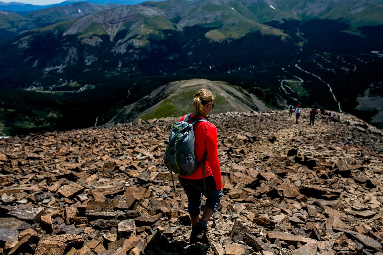 quandary Hike CO0033