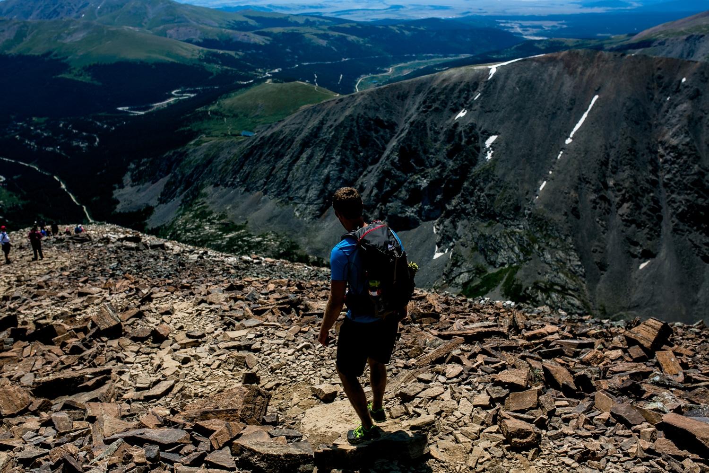 quandary Hike CO0034