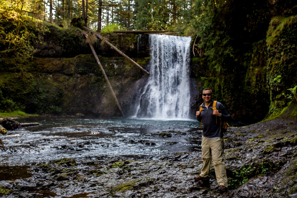 Silver Falls State Park OR 0090