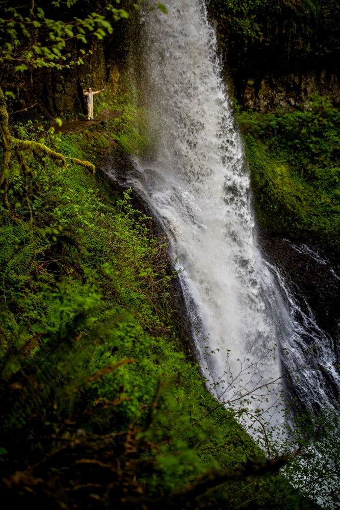 Silver Falls State Park OR 0111