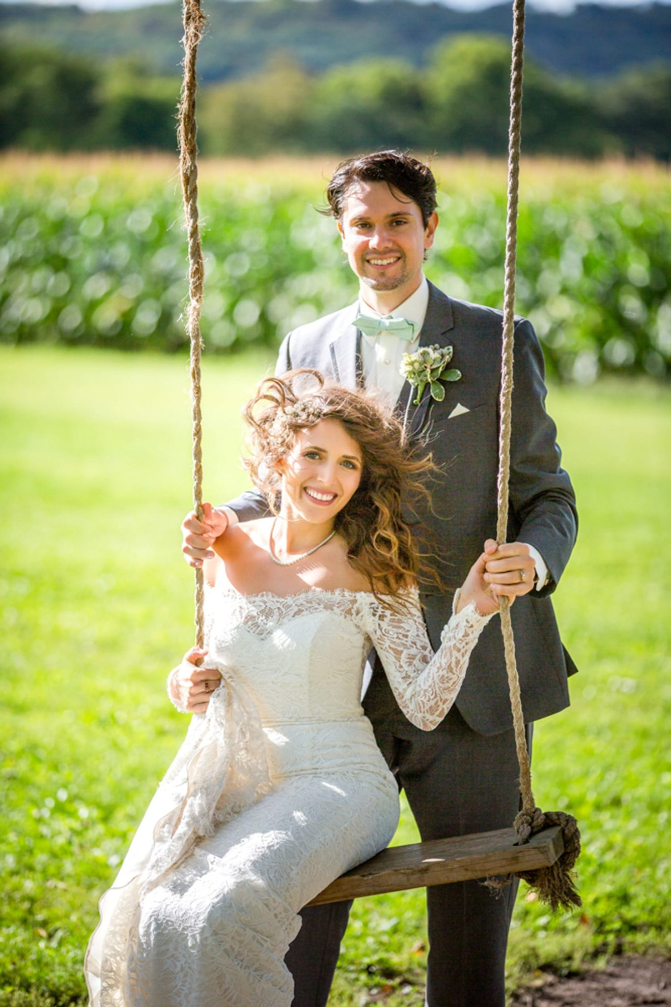 Mayowood barn couple
