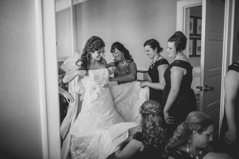 Oshkosh Wedding photographer