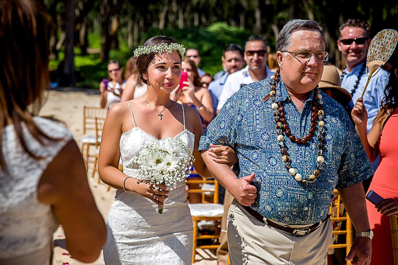 oahu wedding bride