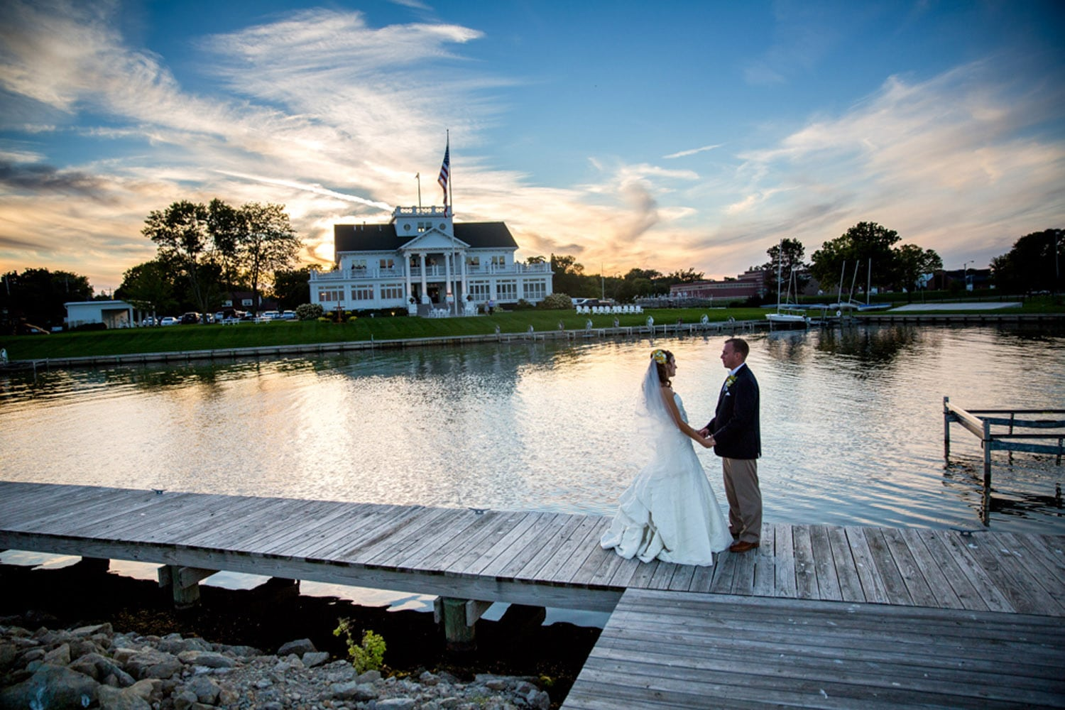 the waters wedding