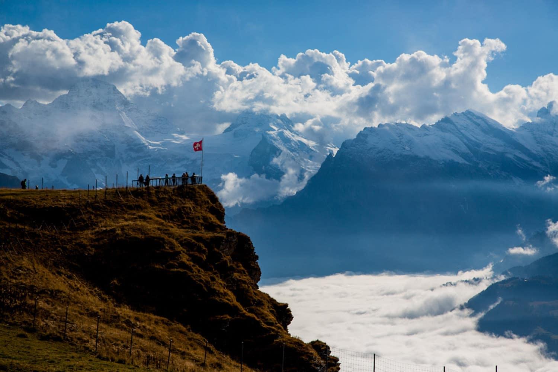 Mannlichen Switzerland