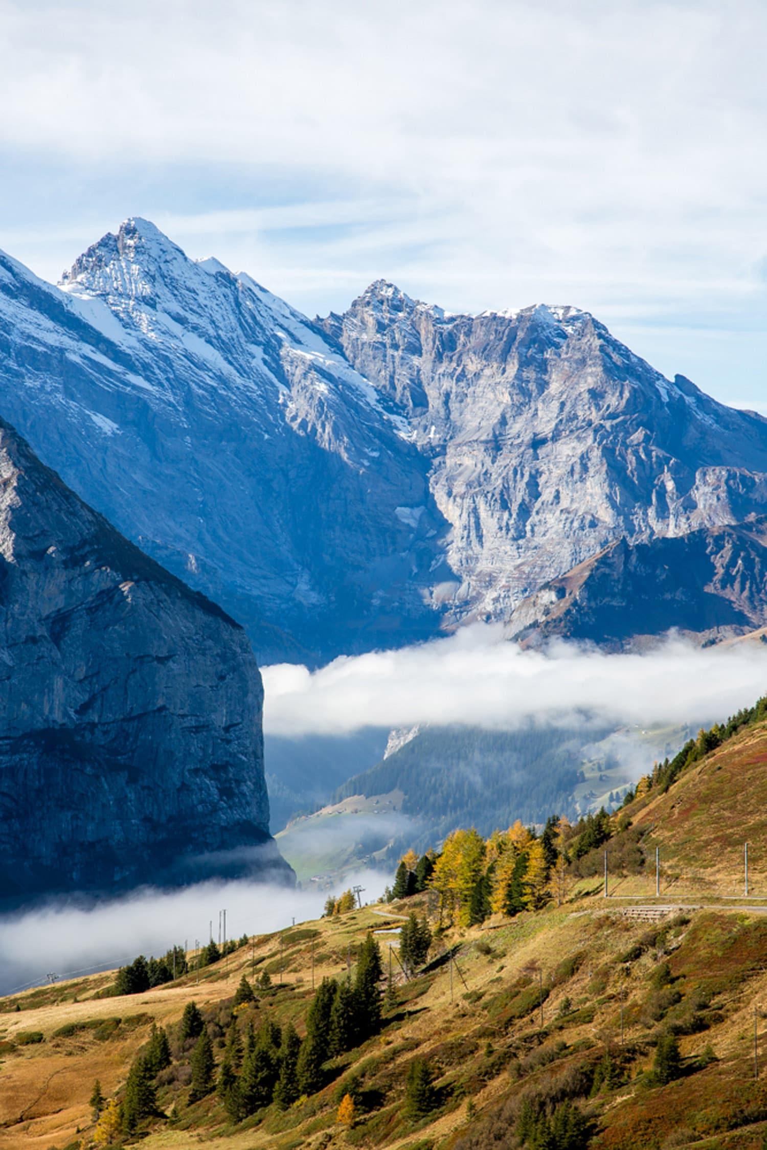 Trip to jungfrau