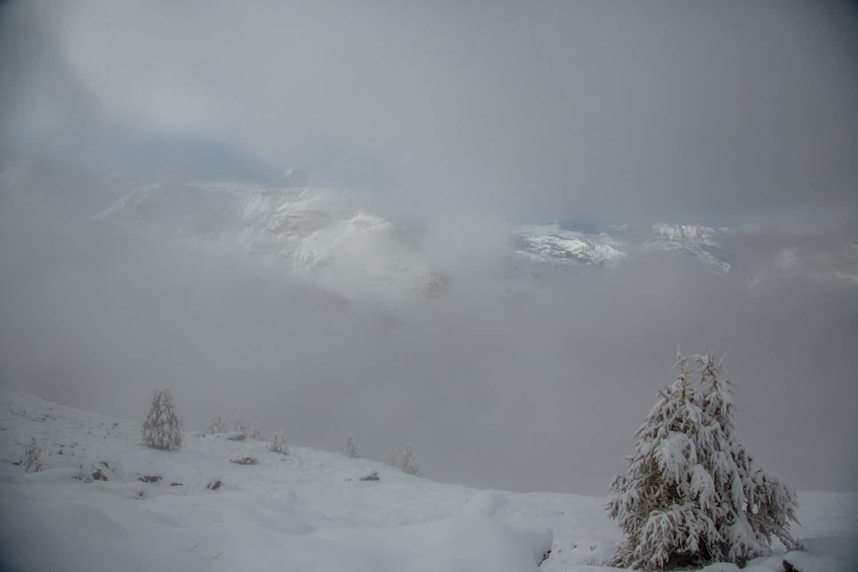 Zermatt Snowfall