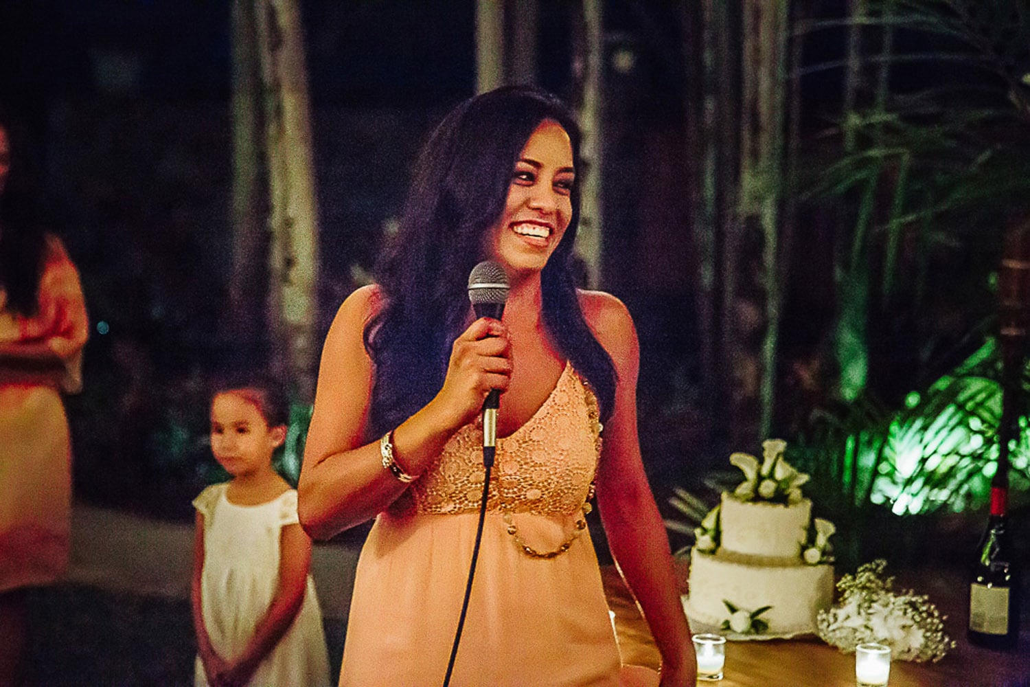 Oahu Wedding Reception