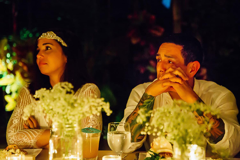 Oahu Wedding Reception