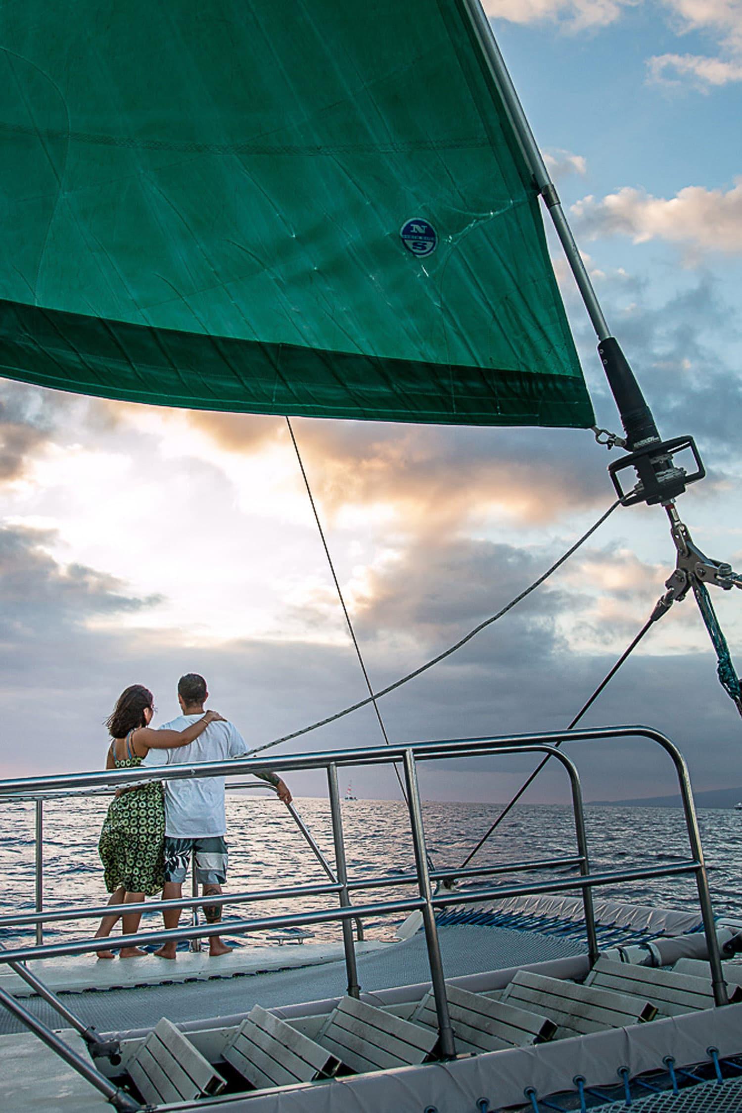 Oahu Catameran