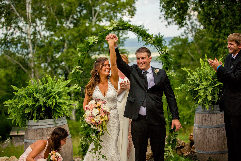 La Crecent Wedding