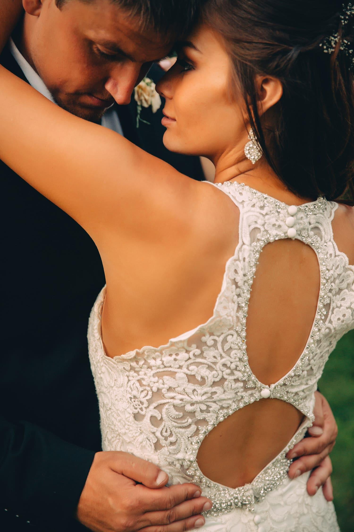 The wedding tree dress