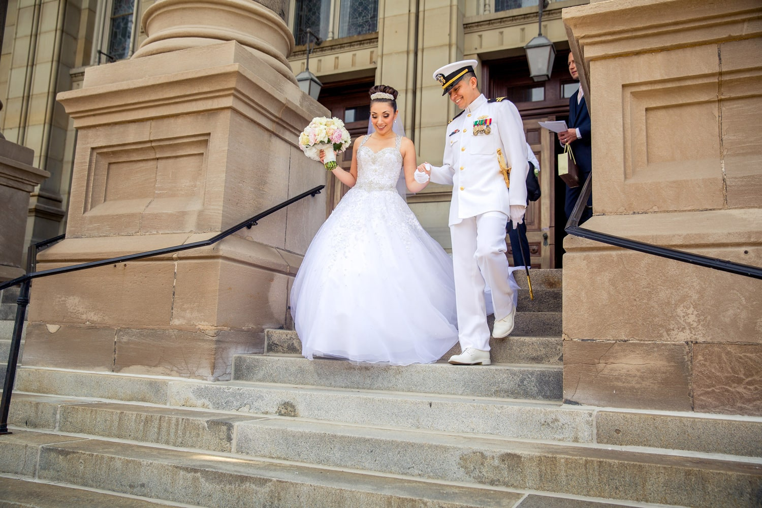 Basilica St Josephat wedding