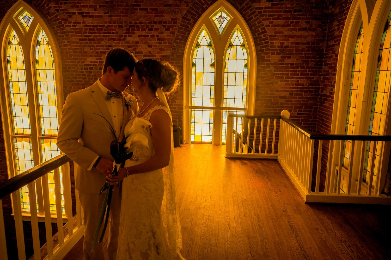 St Thomas Preservation Hall Wedding