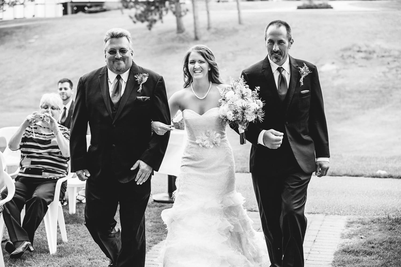 Galesville Wedding