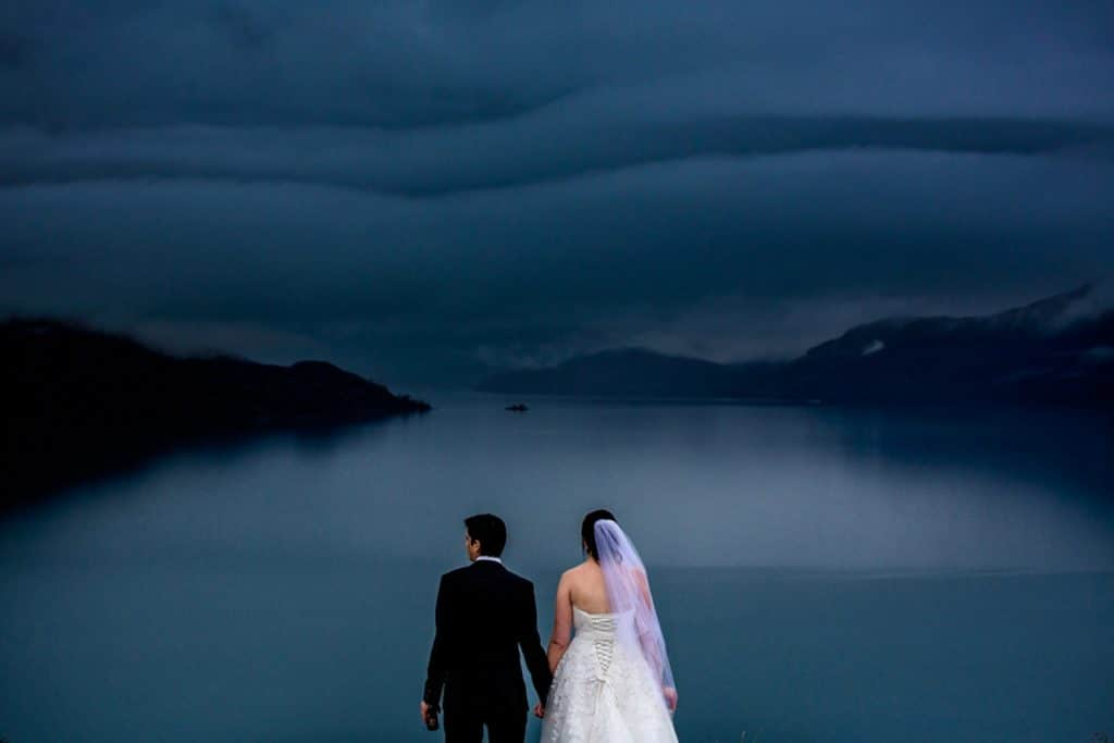 Remarkables Queenstown Wedding