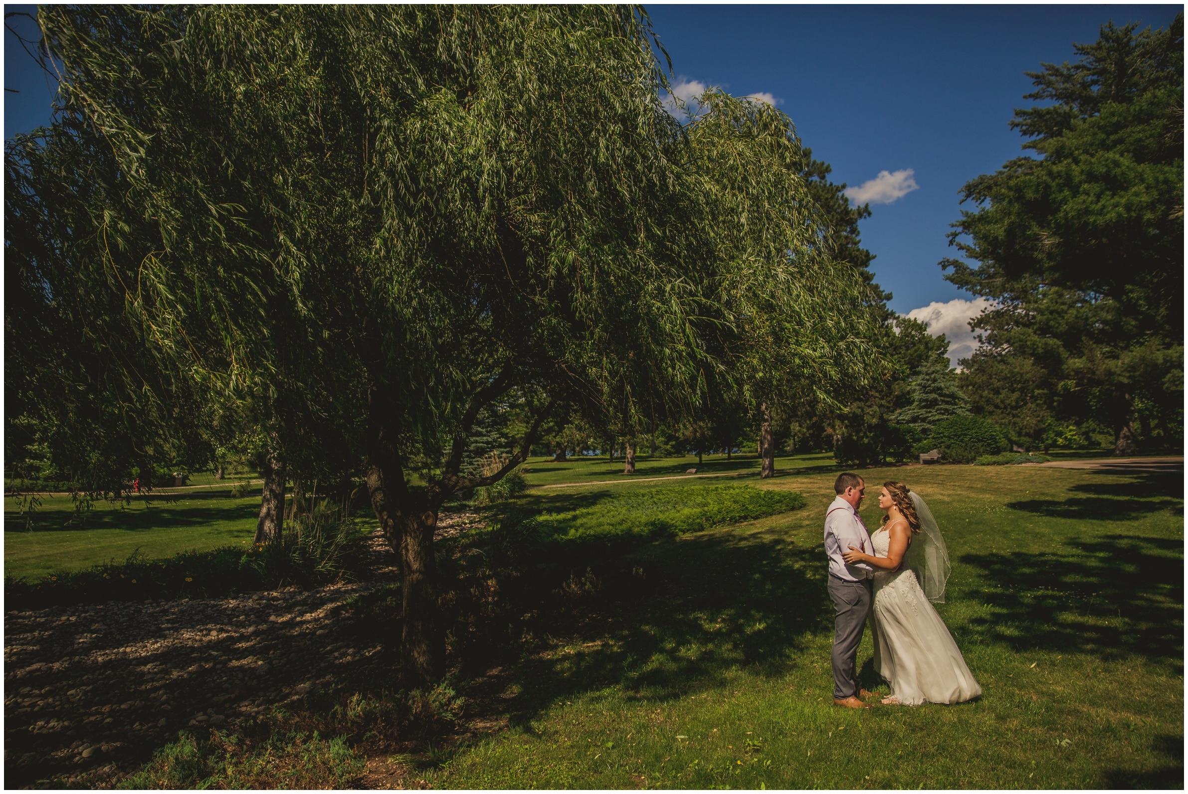 Wisconsin Law Enforcement Wedding Wedding Photographer