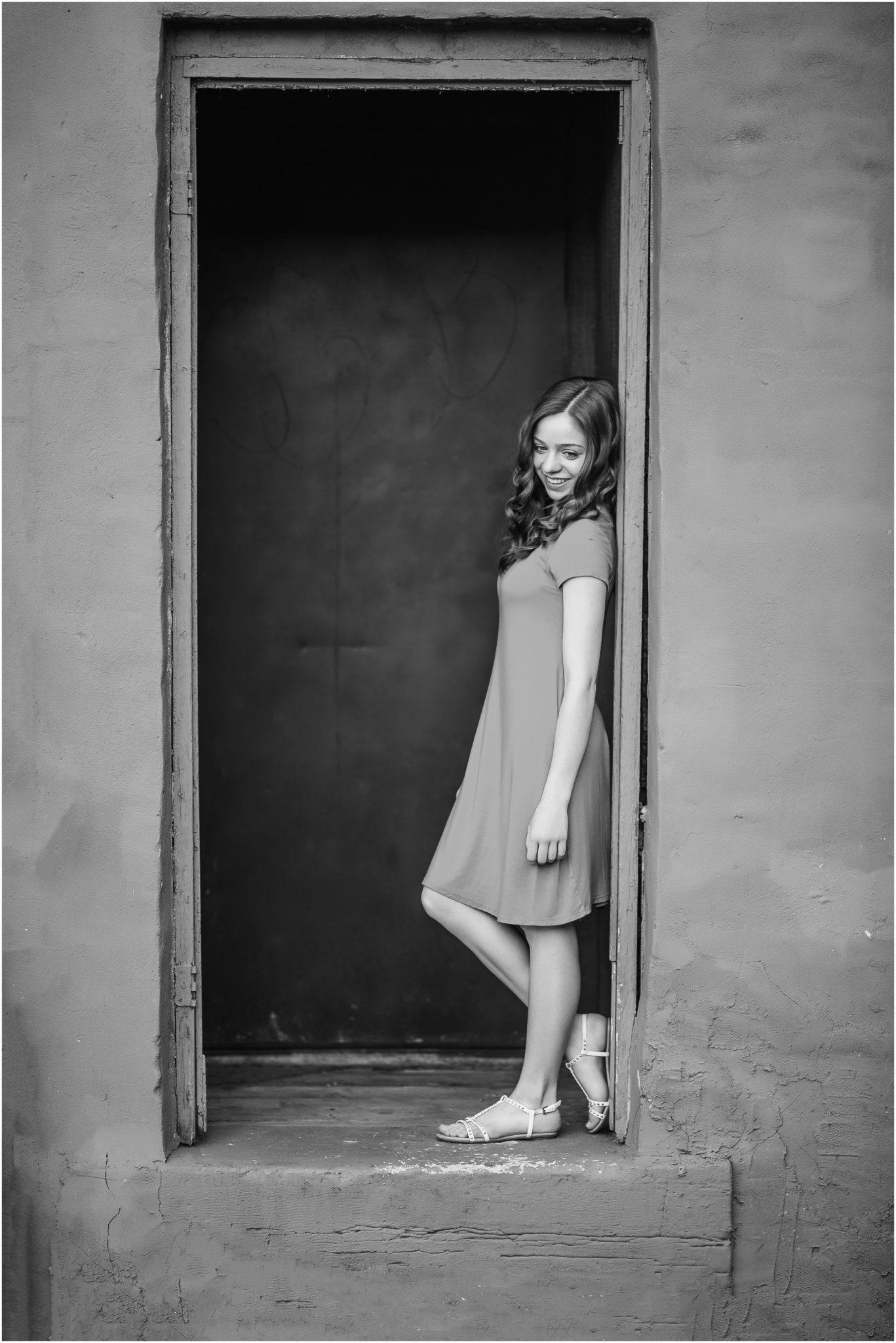 La Crosse Senior Portraits, Ben Strong Photography